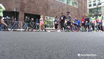 Runners at Chicago Marathon: 'You could not ask for a better day'