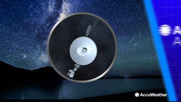 Voyager 2 successfully enters interstellar space