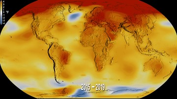 NASA, NOAA Find 2019 Was Second Warmest Year on Record