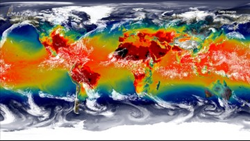 July 2019 was Earth's Hottest Month on Record, NOAA Says