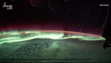 Look Up! Parts of The U.S. May Get To See The Aurora Borealis Soon