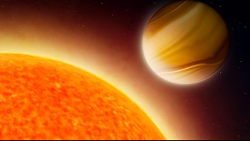 Scientists Find Water is Common On Exoplanets, But It's Scarce