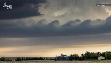 Cowabunga! These Clouds Look Like Breaking Ocean Waves