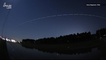 Here's How to Spot the Space Station from Your Own Backyard