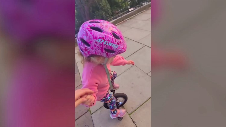 Mini Tony Hawk! Meet the 4-Year-old Biker/Unicycler Destined for the X-Games!