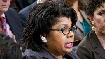 Bodyguard for CNN's April Ryan charged with assault after removing journalist from event