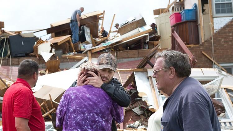 Severe Weather Franklin County VA AP