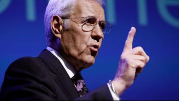 Alex Trebek 'feeling good' as 'Jeopardy!' wraps taping for 35th season