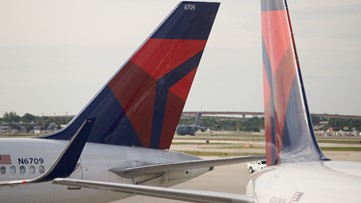 Delta flight temporarily grounded after passenger possibly exposed to coronavirus
