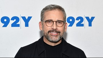 Steve Carell to star in Netflix series about President Trump's 'Space Force'
