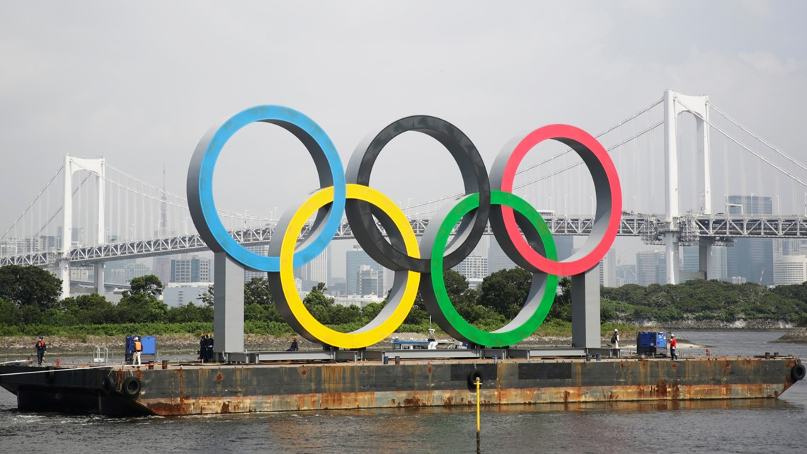 Athletes promised legal support if they protest at Tokyo Games