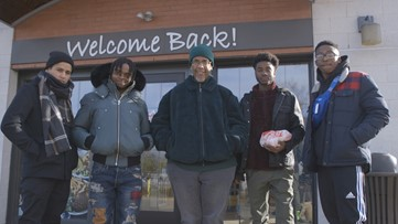 'Foster forever dad' has provided a loving home to nearly 60 neglected young men