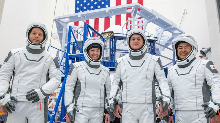 Everything you need to know about NASA, SpaceX's Crew-2 mission