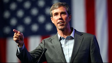 Beto O'Rourke announces presidential run