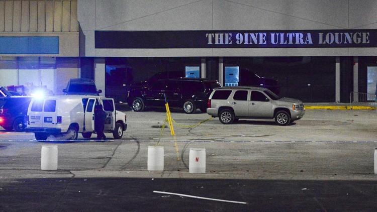 9Ine Ultra lounge Kansas City shooting AP