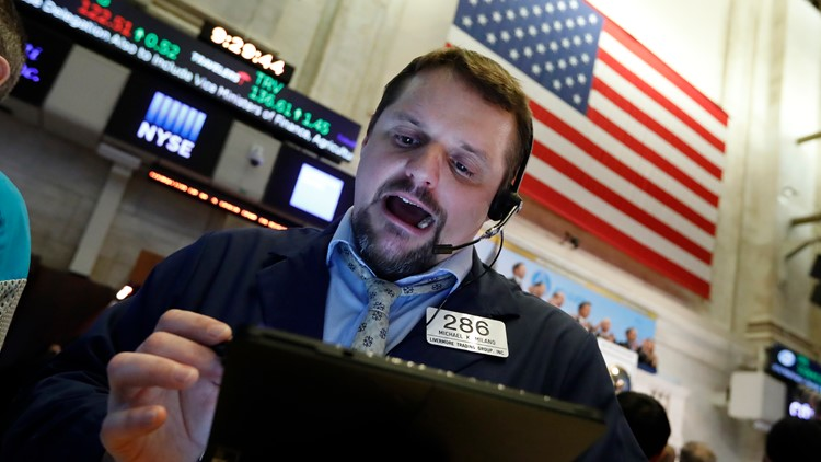 Financial Markets Wall Street Dow Jones