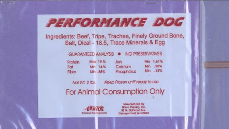 Bravo Packing Performance Dog