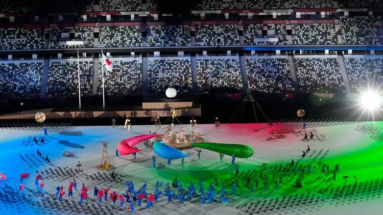 Paralympics open in empty stadium -- just like Olympics
