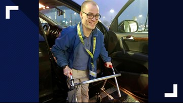 Customers angry that Walmart greeter with cerebral palsy could lose job