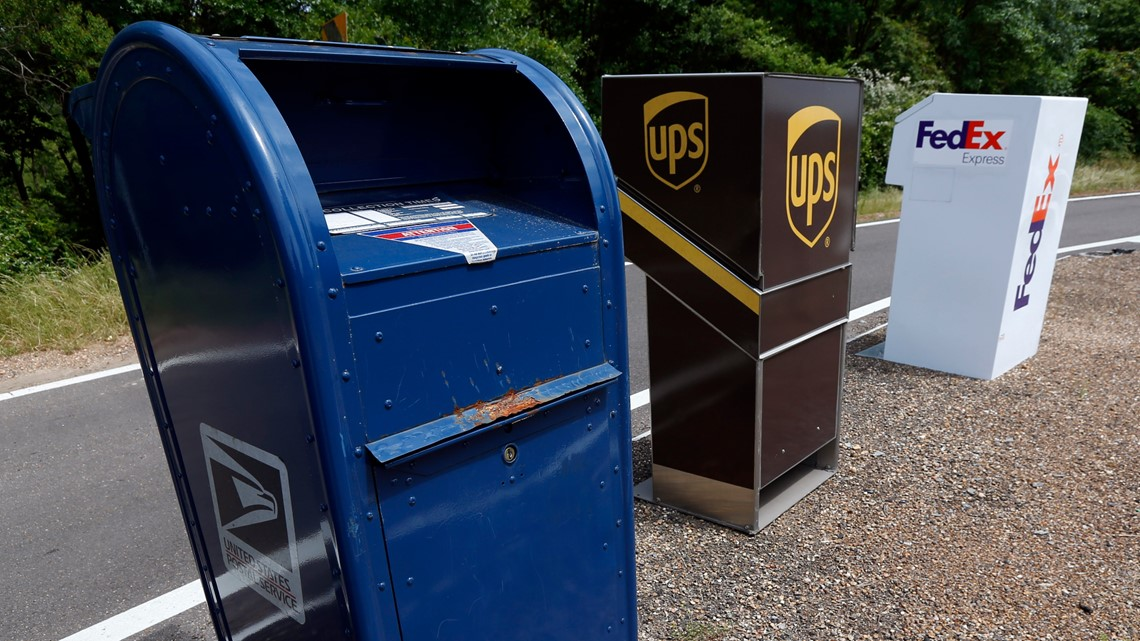 USPS, FedEx, UPS announce 2021 holiday shipping deadlines