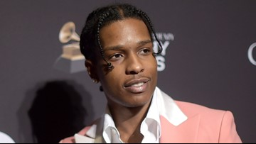 A$AP Rocky found guilty in Swedish assault case, but won't serve more jail time