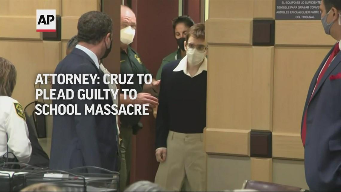 Attorney: Guilty plea expected in Parkland school massacre