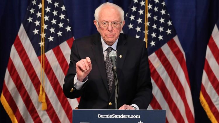 Bernie Sanders da por terminada su campaña presidencial 2020