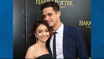 'Modern Family' star Sarah Hyland to marry 'Bachelorette' alum Wells Adams