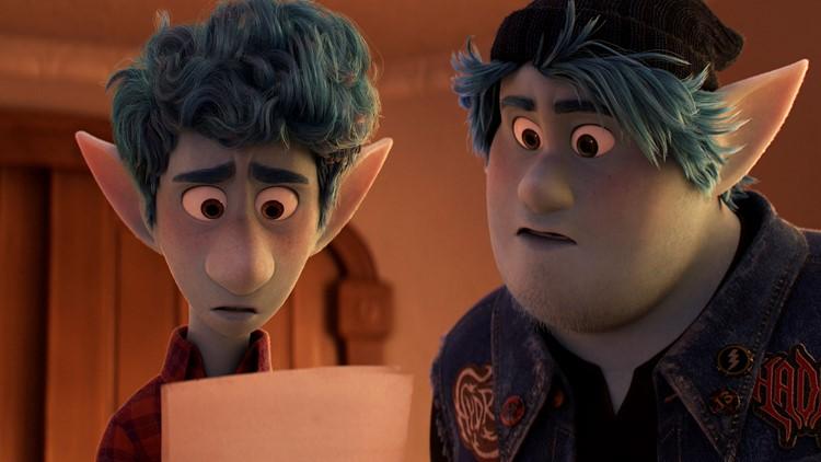 Disney releases 'Onward' on digital download this weekend, coming to Disney+ April 3