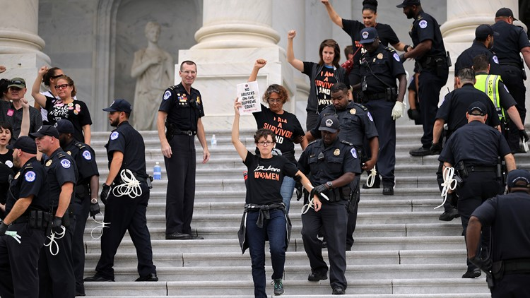 kavanaugh protester arrest_1538871958034.jpg.jpg