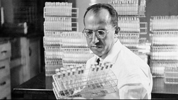 Polio vaccine: Jonas Salk's game-changer for a panicked nation