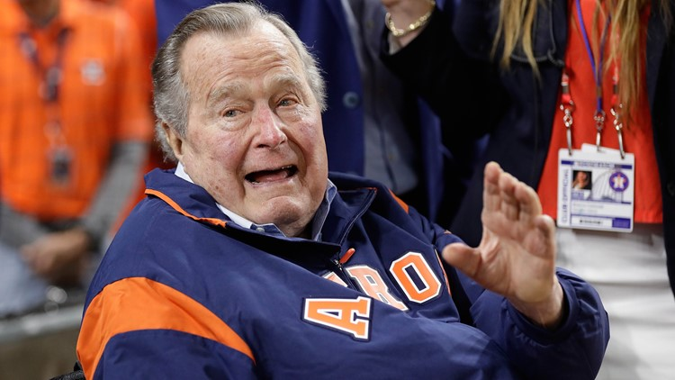 George H W Bush His Most Presidential And Relatable Quotes