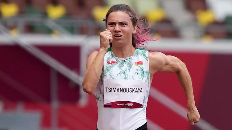Activists say Belarus sprinter plans to seek asylum in Poland