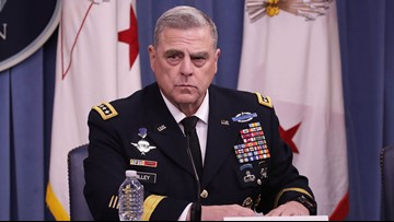 Donald Trump makes it official: Gen. Mark Milley to chair Joint Chiefs of Staff