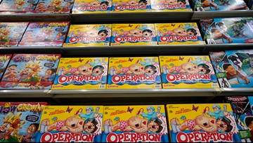 Monopoly maker Hasbro to cut plastic use in toy packaging