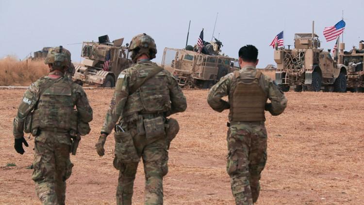 Syria US troops