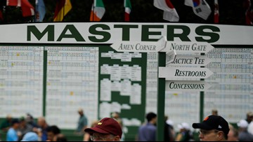 Masters golf tournament postponed due to coronavirus