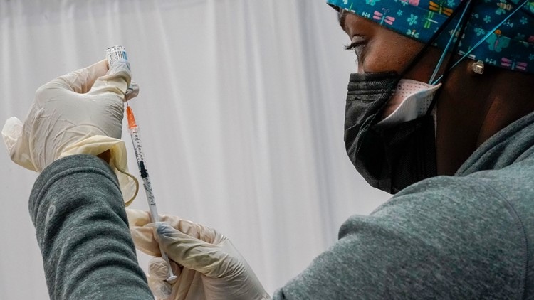 Poll: Most in US who remain unvaccinated need convincing