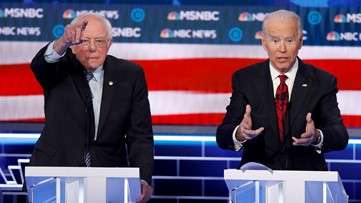 Phoenix Democratic debate between Biden, Sanders moved to DC due to coronavirus concerns