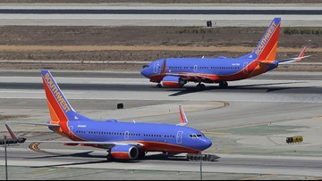 Flights delayed at major airlines after technical outage