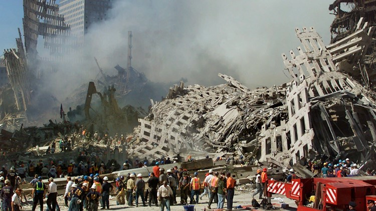 From election to COVID, 9/11 conspiracies cast a long shadow