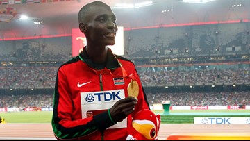 Former Olympic champion Kiprop gets 4-year doping ban