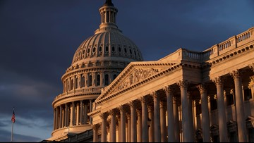 Tentative deal would avert possible looming federal shutdown