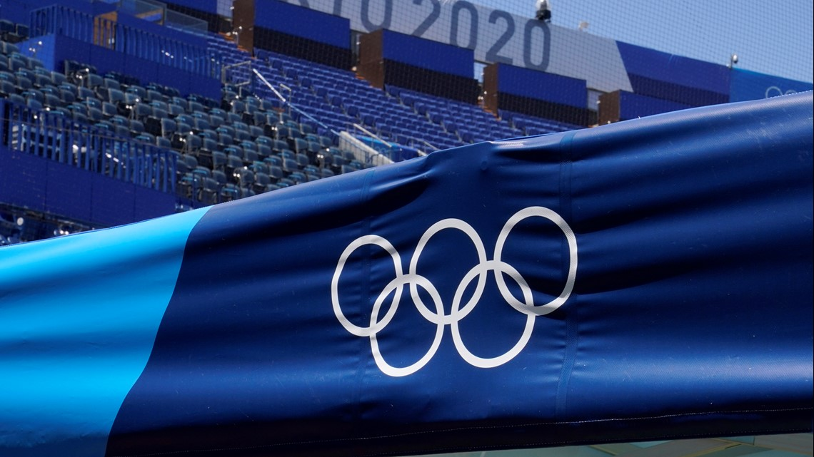At least 100 US athletes unvaccinated as Olympics begin