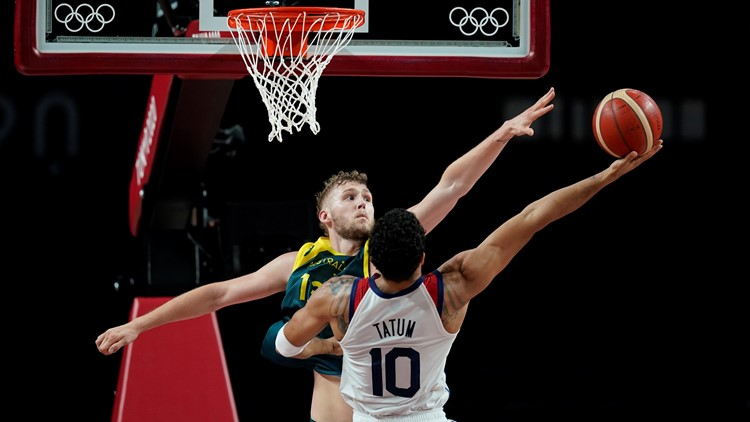 Suns' Devin Booker shines on the court during Olympic basketball win over Australia