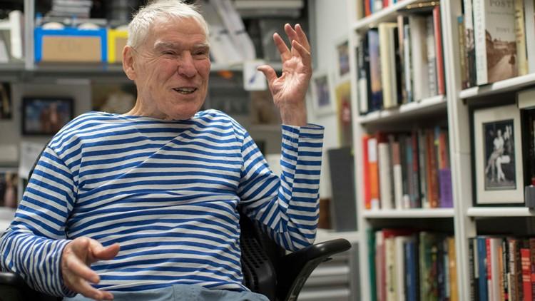 Dance legend Jacques d'Amboise dead at 86