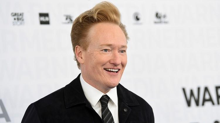 Conan O'Brien to Trump: Trade Florida for Greenland