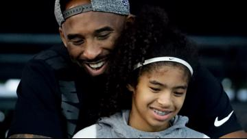 Kobe, Gianna Bryant honored with public memorial Monday