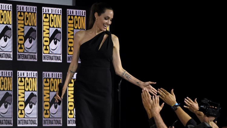 Marvel Phase 4 kicks off with Angelina Jolie, 'The Eternals'