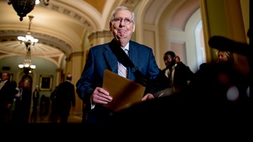 As coronavirus crisis deepens, Congressional rescue talks churn